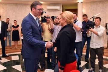 Vučića boli Škorino spominjanje plaćanja ratne odštete i odgovornost Srbije za rat