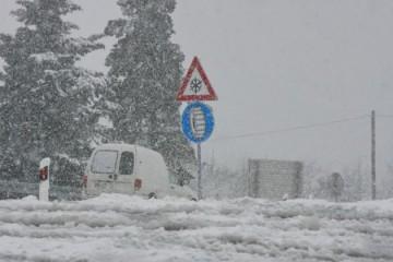 Stiže nam snijeg, zna se kada i gdje: Ne, neće ga biti samo u gorju…