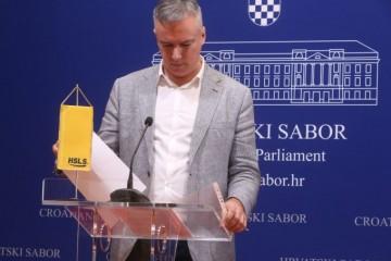 """Pada Plenkovićeva vlada? Kosor najavio izlazak iz koalicije, """"Pupovčev istup je katastrofa, nije se odrekao svojih stavova"""""""
