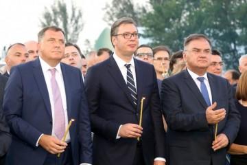 """VUČIĆ u BIH kaže da """"neće dopustiti nove Oluje"""", Srbi opet ugroženi"""