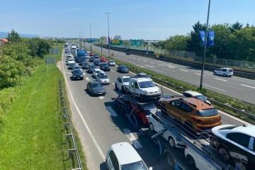 Protekli vikend naplaćeno više cestarina nego rekordne 2019.