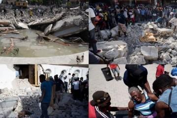 Više od 1400 mrtvih u potresu na Haitiju, velik broj ljudi zatrpan pod ruševinama