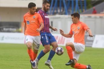 Hajduk pobijedio u Šibeniku te ostao u igri za Europu