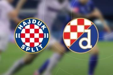 Posljednji veliki derbi ove sezone: Hajduk lovi priključak za Europu, Dinamo želi pobjeći Osijeku