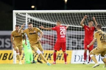 Hajduk prvi put u povijesti slavio kod Gorice