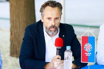 Lukša Jakobušić  novi je predsjednik Hajduka!