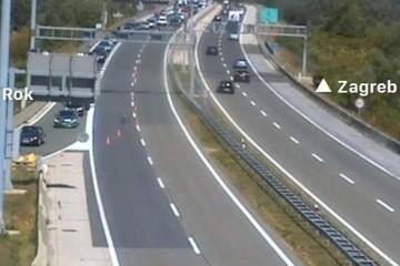 Teška nesreća na A1: Jedna osoba poginula, druga u bolnici, promet blokiran između čvorova sv. Rok i Maslenica