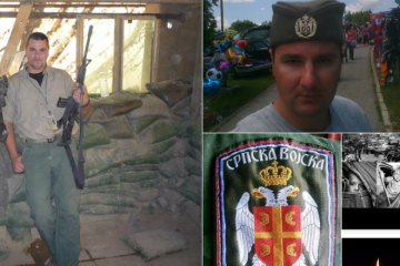 (FOTO) PRAVA ISTINA O PRETUČENOM HARISU! Tvrdi da je istučen jer je Srbin: Na profilu zastrašujući sadržaj! U međuvremenu postao mučenik!
