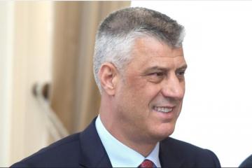 HASHIM THACI U PRITVORU U HAAGU Poriče njedjelja, uz njega je veliki dio kosovske javnosti