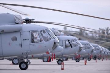 Ponovno problemi s vojnim helikopterima servisiranima u Rusiji