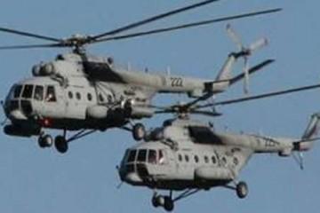 Dva helikoptera HV-a za prijevoz oboljelih od koronavirusa