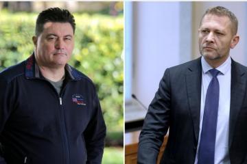 Beljak Vukušiću poslao stravičnu poruku, on mu uzvratio: Ide ti tužba, a možemo se i naći