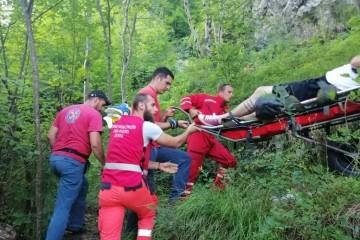 HGSS spasio mladića u NP Plitvička jezera
