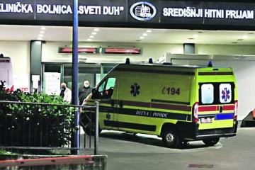 Razbijena narkobanda: Uhićeni u bolnici u kritičnom stanju, progutao je drogu?!