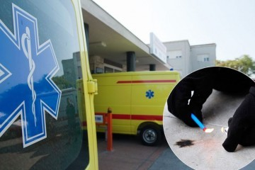 MUŠKARAC KOD TRILJA TEŠKO OZLIJEĐEN U EKSPLOZIJI PETARDE Ima opekotine i rasjekotine na licu, rukama i ramenu, operiran je u splitskoj bolnici