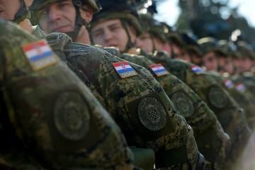 Sedam pripadnika drugog hrvatskog kontingenta iz Iraka vratilo se u Hrvatsku