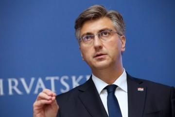 """Plenković oštro osudio podršku javnosti Filipu Zavadlavu, """"ponašanje van okvira pravne države ne smije biti obrazac"""""""
