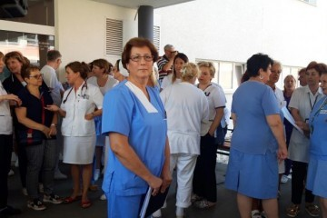 """Medicinske sestre: """"Ne da nema povećanja plaće nego smo u minusu!"""""""