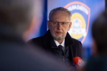 Božinović upozorio: 'Budemo li donosili mjere, one će biti oštrije od onoga što se najavljuje'