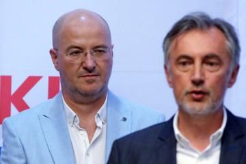 DP Pupovcu i Plenkoviću: Žele li zaista da ih se ne naziva pravim imenom Trgovačke koalicije, pozivamo ih da legaliziraju svoj politički brak