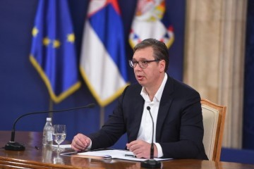 """VUČIĆEVI KOMPLEKSI: """"Preteći ćemo Hrvatsku do kraja godine, vojno i ekonomski više nikad neće biti jači od nas"""""""