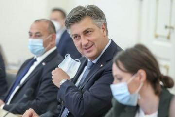Plenković: Očekujem da se daljnji istražni postupci protiv Rimac provedu temeljito