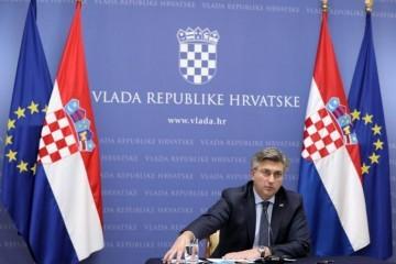 Plenković: Od ponedjeljka nove mjere u borbi protiv koronavirusa