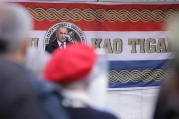 Za Hrvatsku kao Tigar - trideseta obljetnica osnutka 1. gardijske brigade Tigrovi