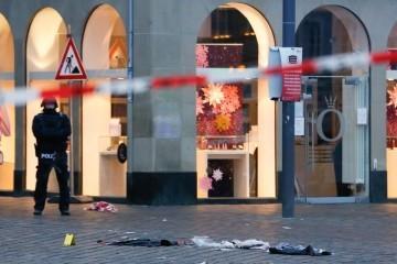 Stiglo službeno priopćenje o tragediji u Trieru: Četvero mrtvih, vozač automobila bio alkoholiziran i psihički bolesnik