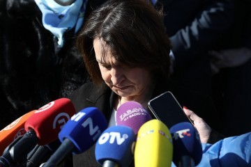 Pavičić Vukičević potvrdila da će voditi Zagreb do lokalnih izbora