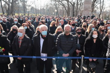 """STOŽER KOMENTIRAO BANDIĆEV POGREB: """"To je odgovoran pristup, neki put moramo predvidjeti veći broj ljudi"""""""