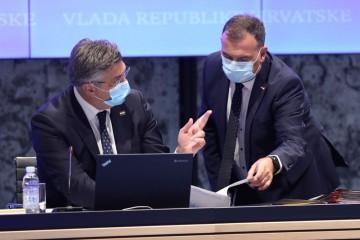 Plenković: Drugi tjedan zaredom broj novih slučajeva se smanjuje