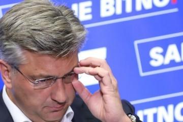 Vrkljan pisao Plenkoviću: Vi, Vaš potpredsjednik Vlade te čelni ljudi Vaše koalicije u posljednje vrijeme otvoreno kršite hrvatski Ustav