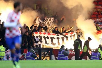 Na utakmicama Hrvatske protiv Škotske i Češke do 12.000 ljudi