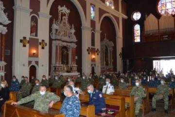 Šesto hodočašće Hrvatske vojske, policije i branitelja Čudotvornoj Gospi Sinjskoj