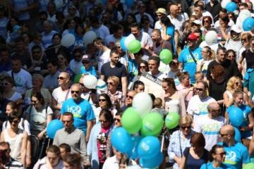 ZAGREBAČKI 'HOD ZA ŽIVOT' ODGAĐA SE ZA JESEN: 'Broj ljudi koji su nam se javili je prevelik, ne može nas se toliko okupiti'