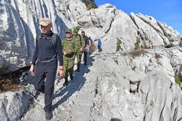 Hodnja na Velebit dokazala snagu Hrvatske vojske i ojačala timski duh