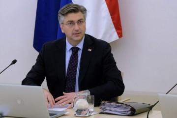 SAM ĆE PLATITI: Plenković se testirao na koronavirus