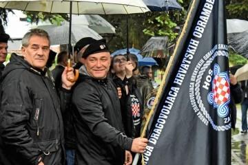 Branitelji iz jedinica HOS-a: 'Pa ne možete unatrag zabraniti jedinicu Hrvatske vojske'