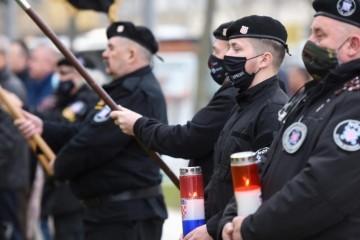 HDZ neće podržati zabranu ZDS-a: 'Treba biti pažljiv prema poginulima iz HOS-a koji su umirali za Hrvatsku'