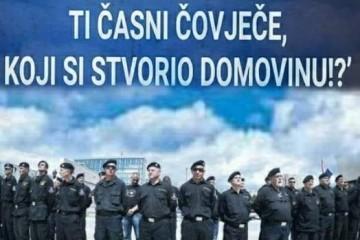 Ivanka Bušljeta:RATNI ZAPOVJEDNICI I GENERALI HRVATSKE VOJSKE SRAMITE SE !!!