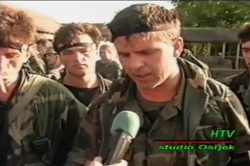 Svjedočanstvo jednog vremena i borbe hrvatskih branitelja za Vukovar i Hrvatsku (VIDEO)