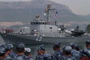 Brod HRM-a krenuo u NATO operaciju potpore miru Sea Guardian