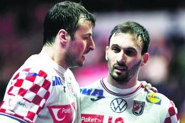 Hrvatski rukometaši danas u Poreču igraju reprizu finala Europskog prvenstva