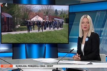 GAF VODITELJICE HRT: Danas cijeli dan pratimo proboj logoraša iz Jasenovca