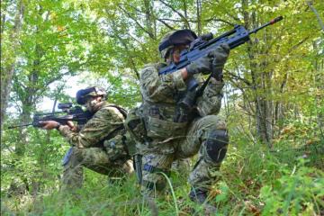 Banožić: Gardijska mehanizirana brigada nasljednik pobjedničke tradicije