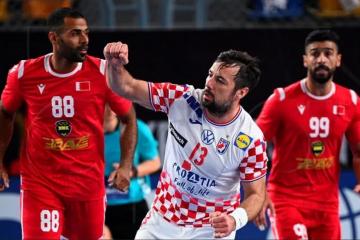 Uvjerljiva pobjeda Hrvatske nad Bahreinom
