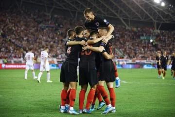 Hrvatska nogometna reprezentacija godinu završava kao šesta reprezentacija svijeta