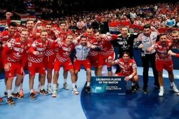 Polufinale Europskog prvenstva: 'Hrvatska - Norveška' danas od 17 sati na RTL-u!