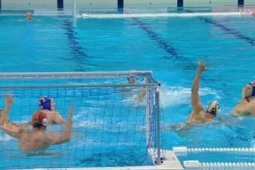 Hrvatska 'razbila' Njemačku na startu Europskog prvenstva u vaterpolu